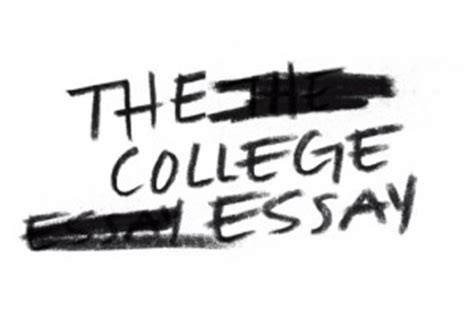 How to write a standard college essay paper